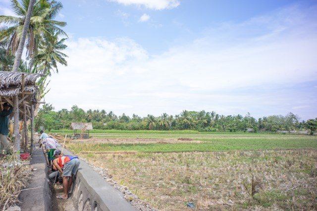 Aneka Infrastruktur Air Makin Dirasakan Manfaatnya Oleh Petani