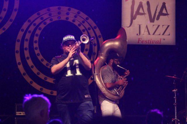 Baru Dibuka, Java Jazz Langsung Ngegass!
