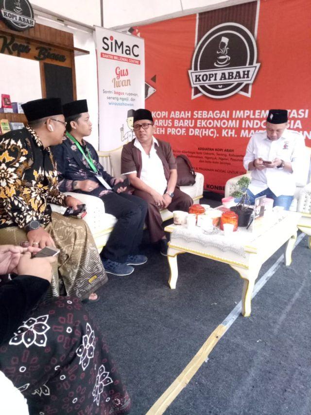 Gus Syauqi Kampanyekan Ganas ITH di Sumut