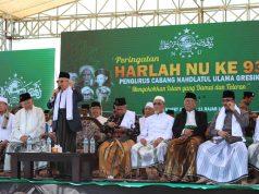 Pasca Impresif Berdebat, Kyai Ma'ruf Lanjutkan Safari Politik di Jawa Timur