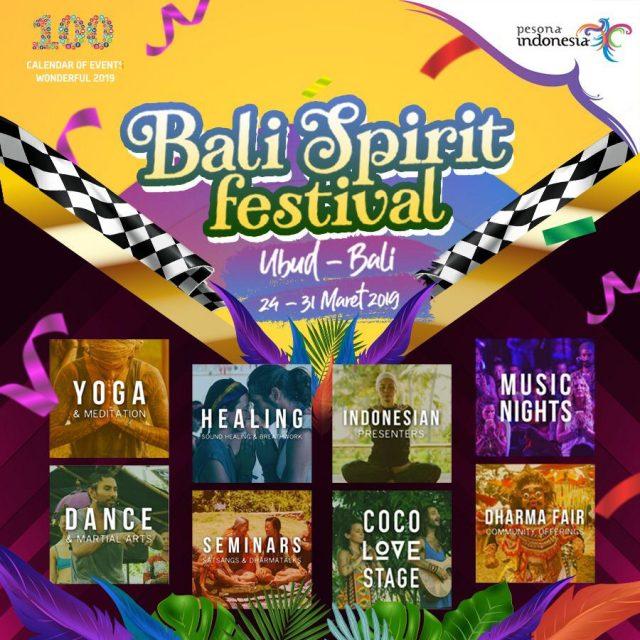 Masuk 5 Besar Dunia, Bali Spirit Berdampak Positif Secara Ekonomi