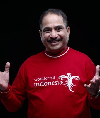 Arief Yahya Menteri Pariwisata