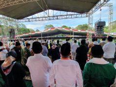 KH. Maruf Amin Hadiri Harlah NU di Banten