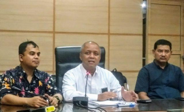 BSN GELAR IQE : Kepala Biro Humas, Kerjasama, dan Layanan Informasi BSN Nasrudin Irawan, saat di Semarang.