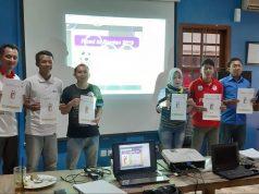 Bimtek LBU16 Piala Menpora 2019 Provinsi Jawa Tengah pada Hari Minggu (7/4) di Coffee Legend Semarang. FOTO : RENDRA WIJAYA/JATENGPOS.