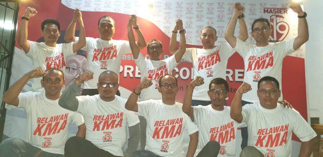 Relawan KMA Diimbau Kawal TPS