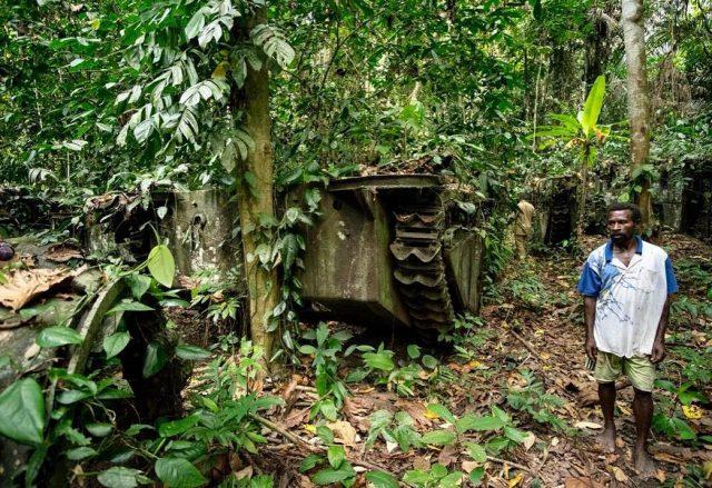 Jangan Lupa Beriwisata ke Desa Tablanusu di Crossborder Skouw