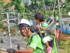Diikuti 55 Tim, Trekking Bintan Camteras 5 Heboh