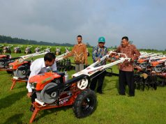 Bantuan Alsintan Demi Kekuatan Pertanian Indonesia