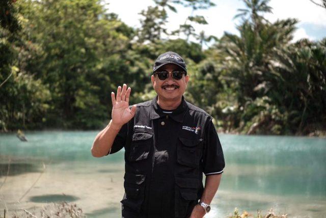 Lintasi Garut-Tasikmalaya, Peserta Astro Gowes Munggahan 2019 Ditunggu Hadiah Umroh