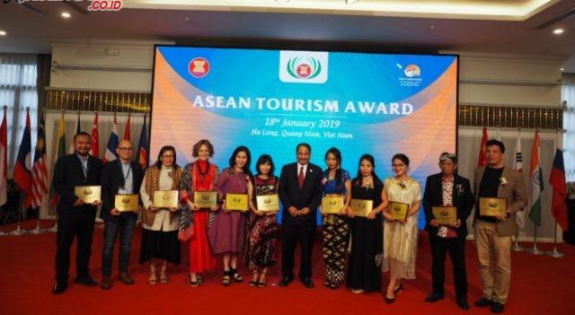 Hingga April 2019, Wonderful Indonesia Sudah Raih Segudang Penghargaan