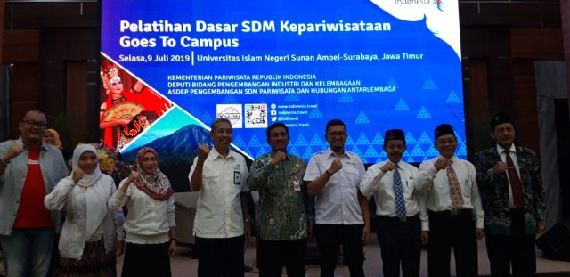 GTC Universitas Islam Negeri Sunan Ampel Dorong Perkembangan Wisata Religi di Jawa Timur