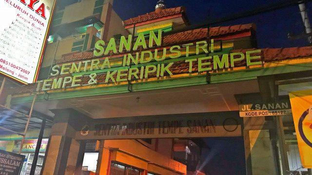 Berburu Tempe di Kampung Sanan Malang jadi Daya Tarik Wisatawan