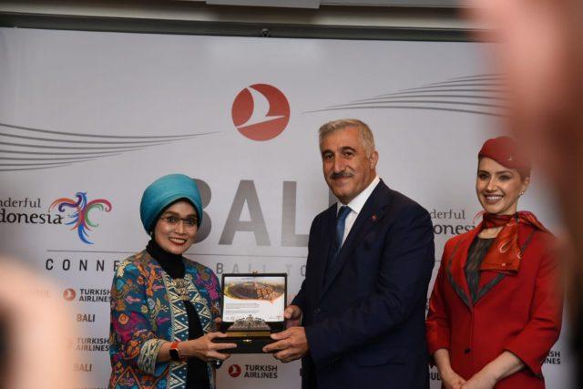 Turkish Airlines Tawarkan Keindahan Bali Pada Dunia