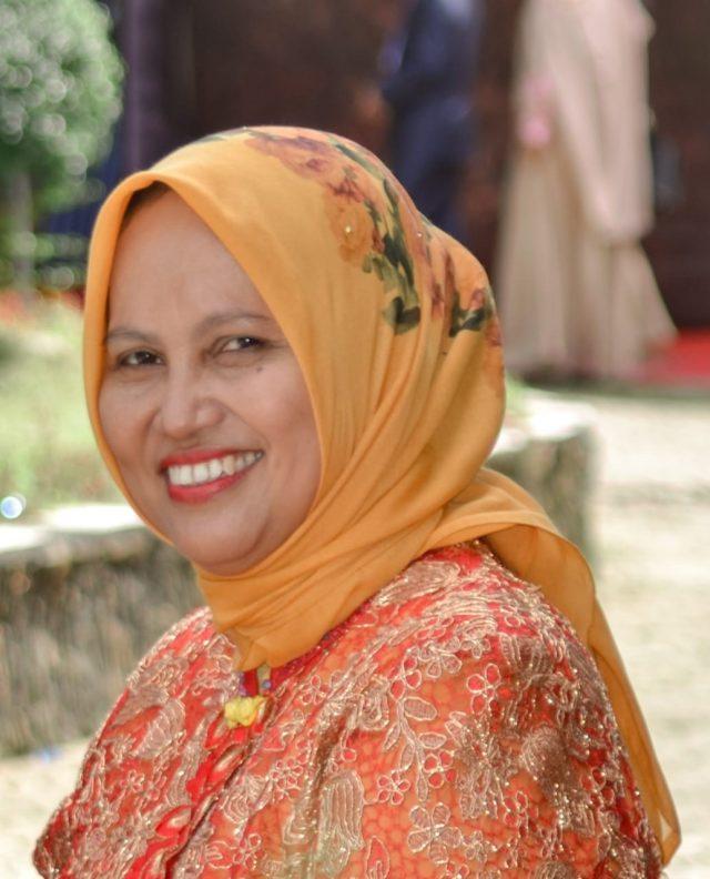 Retno Kusmartini Indri Astuti, S.Pd Guru SMP Negeri 1 Baturaden