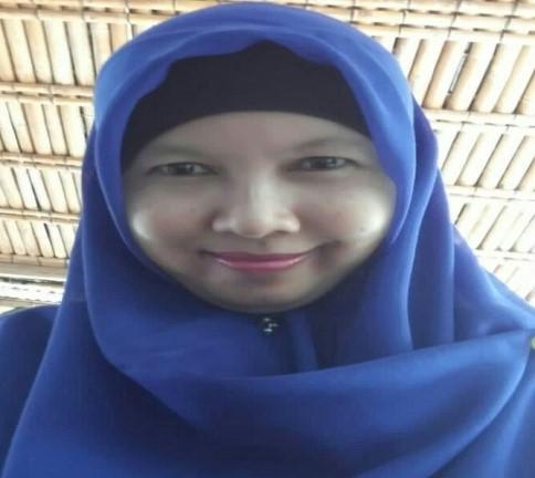 Dwitanti Septriyana, S.Pd Guru Bahasa Indonesia SMA Negeri 1 Banyumas