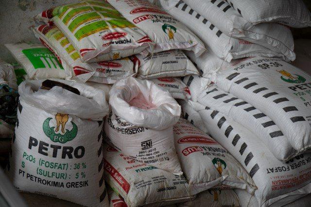 Kualitas Pupuk Menjadi Kunci Kemajuan Pertanian