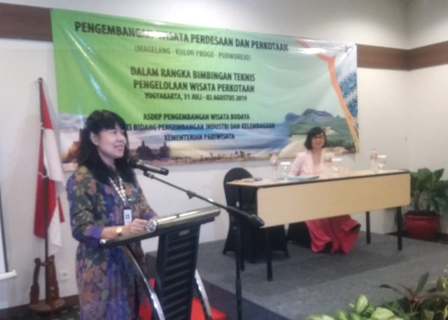 Bimtek Pengembangan Perdesaan dan Perkotaan Gelangprojo, Dongkrak Wisata Kawasan Sekitar Borobudur
