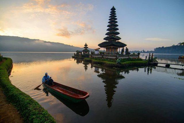 Optimis! 2019 Daya Saing Pariwisata Indonesia Terus Melejit