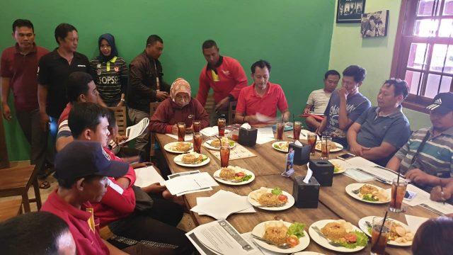 M Kemenpora Liga U 11 di Legend Cafe Semarang, Sabtu (17/08/2019). FOTO : RWP/JATENGPOS
