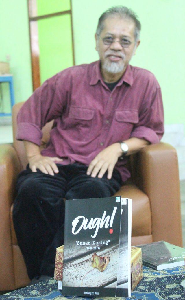 Bambang Iss Wirya Penulis Buku.