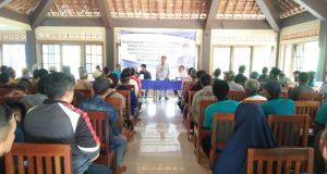 Fadholi Ajak Masyarakat Jaga Semangat Gotong Royong