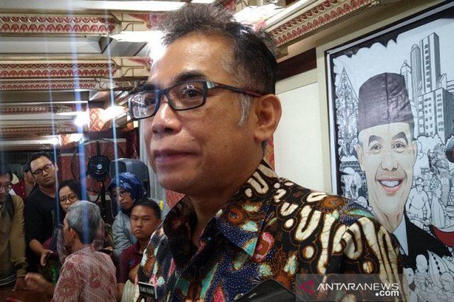 Kepala Dinas Kesehatan Provinsi Jawa Tengah Yulianto Prabowo