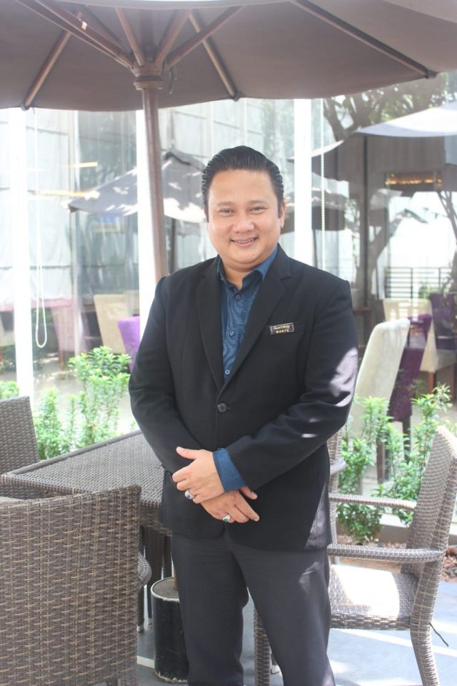 Wahyu Setyo Budiwan GM Quest Hotel Simpang Lima Semarang. Foto : DWI SAMBODO/JATENG POS