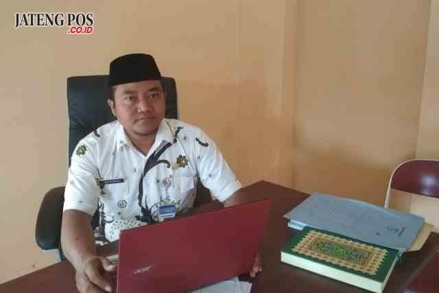 foto: Ketua Papdesi Karanganyar Sutarso.