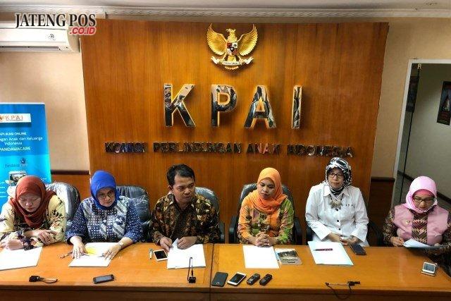 Foto : Kemenpar Koloborasi KPAI