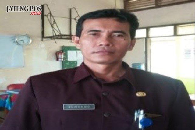 Suwondo S.Pd Guru SMP Negeri 1 Penawangan Kab Grobogan