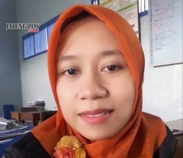 Budiyanti, S.Pd Guru SMP Negeri 2 Eromoko