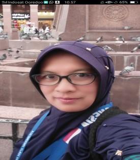 Barorotul Aifa'iyah, S.Pd. Guru SMP Negeri 1 Candiroto Kabupaten Temanggung