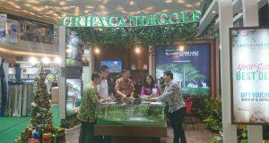 PAMERAN : Property Expo Semarang kembali digelar di Mall Paragon Semarang, mulai 30 November hingga 11 Desember 2018. FOTO : ANING KARINDRA/JATENG POS