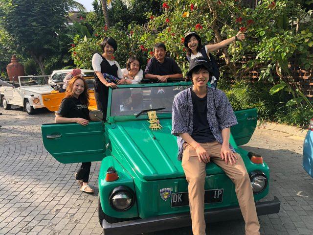 Tak Hanya Labuan Bajo, Peserta Famtrip Jepang Terpesona Dengan Keindahan Ubud