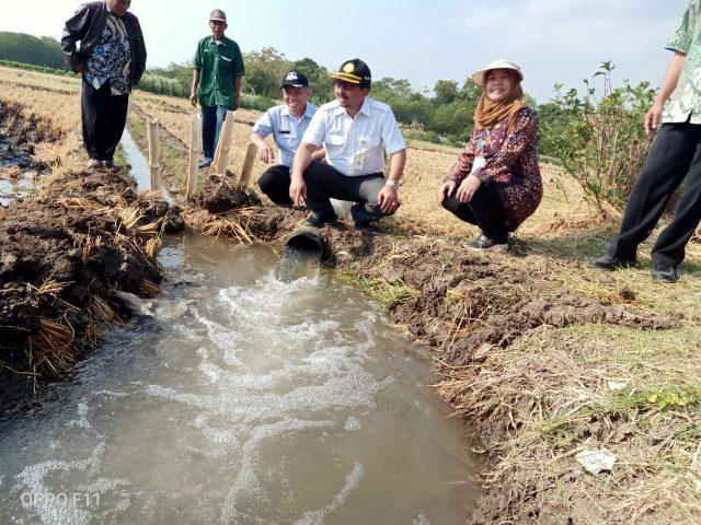Kekeringan Cirebon Teratasi dengan Pompanisasi dan Pipanisasi