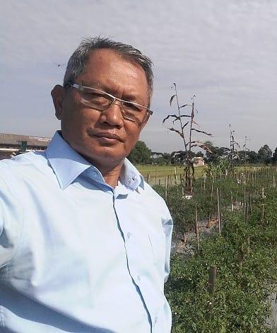 Puji Harsono (Dosen Program Studi Agroteknologi, Fakultas Pertanian, UNS Surakarta)