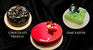 UNIK: Ragam Whole cake, pelengkap ragam acara tersaji di PO Hotel Semarang, khusus di bulan Februari 2020. Foto : DOK/JATENG POS